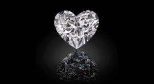 cuore di diamante