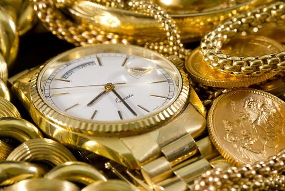 Nice Vintage Matinée Collana Perle Con 585 Oro Bianco & Smeraldo Chiusura, Other Watches