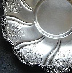 vassoio argento